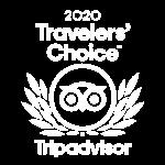 Trip Advisor Traveler's Choice 2020 logo